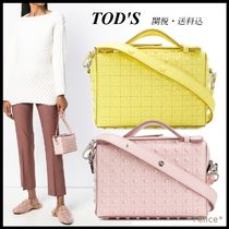 *TOD'S トッズ*Gommino Micro Shoulder Bag【関税/送料込】