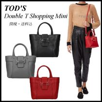 *TOD'S トッズ*Double T Shopping Mini 関税/送料込