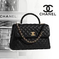 CHANEL 19SS 【直営店】Grand sac a rabat avec poignee バッグ