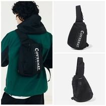 COVERNAT(コボナッ) ショルダーバッグ 日本未入荷COVERNATのCORDURA AUTHENTIC LOGO SLING BAG