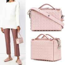TOD'S(トッズ) ショルダーバッグ・ポシェット 【TOD'S】Gommino Micro Bag ピンク