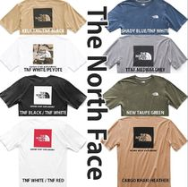 THE NORTH FACE(ザノースフェイス) Tシャツ・カットソー 完売前に【The North Face】RED BOXカラー半袖Tシャツ★NEW FIT