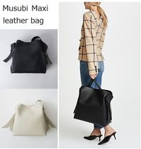 Acne Musubi Large leather handbag 結び レザーバッグ ラージ