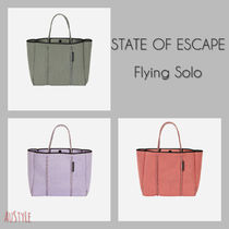 ◆STATE OF ESCAPE◆新色◆ Flying Solo ◆軽量小トートバッグ