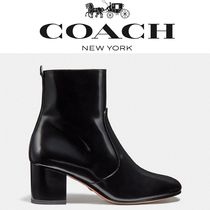 ★COACH ★Juliet Ankle Bootie  BLACK  関税込み