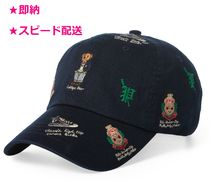 Ralph Lauren★College Bear Baseball Cap 帽子