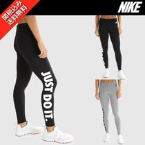 ◆NIKE◆JUST DO IT ロゴレギンス