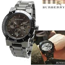 【人気☆タイムSALE★スイスmade】Burberry Chronograph BU9381
