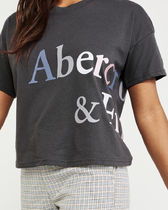 【Abercrombie&Fitch】Exploded Logo Tee☆アバクロロゴTシャツ
