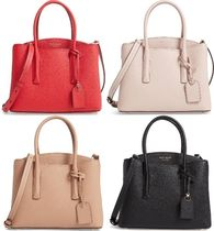 kate spade☆medium margaux leather satchelバック