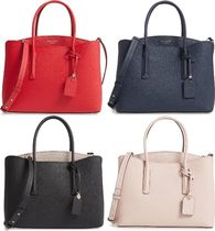 kate spade☆ラージ margaux leather satchelバック