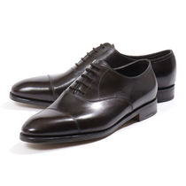 JOHN LOBB CITY 2 MISTY CALF LAST 7000 E シューズ DARK-BROWN