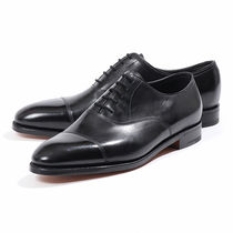 JOHN LOBB CITY 2 MISTY CALF LAST 7000 E レザーシューズ BLACK