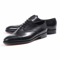 JOHN LOBB CITY 2 CALF LAST 7000 E レザーシューズ BLACK