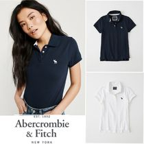Abercrombie&Fitch*国内発送(追跡有)送関込*アイコンポロシャツ