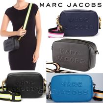 Marc Jacobs/クラシカルデザイン/Flash Leather Crossbody Bag