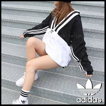国内発送!★adidas Originals★3-STRIPES COLOR BLOCK ANORAK