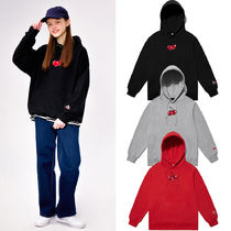 214. MIDDLE CHERRY HOODIE IS 3COLORS