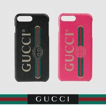 ★GUCCI ヴィンテージ ロゴ iPhoneⅩ/XS・8/8Plus ケース★