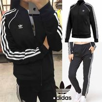 特急便 adidas上下セット Superstar Track Top+track pants  set