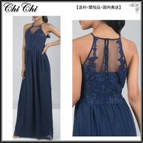 【海外限定】ChiChiLondonドレス☆Embroidered Bodice Maxi Dres