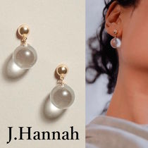 LA発!雑誌掲載多数【J. Hannah】Glace Drop Earrings 送料無料!