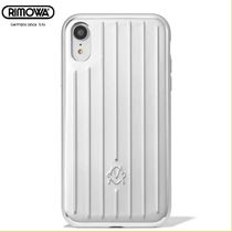【日本未発売】 RIMOWA Aluminium iPhone Cover iPhone XR