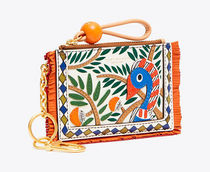 ★TORY BURCH★日本先取り!カードケース TOUCAN CARD CASE KEY RING