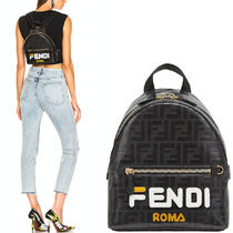 FE2384 FENDI MANIA MINI BACKPACK