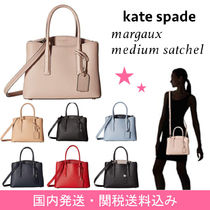 【国内発送】margaux medium satchelセール