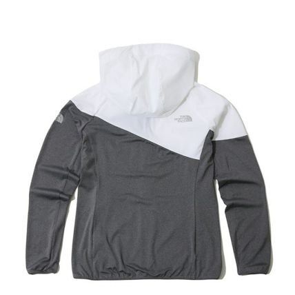 THE NORTH FACE アウターその他 THE NORTH FACE W 'S NEW TACOMA ZIP UP WHITE NJ5JK33L(2)