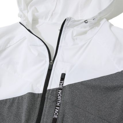 THE NORTH FACE アウターその他 THE NORTH FACE W 'S NEW TACOMA ZIP UP WHITE NJ5JK33L(3)