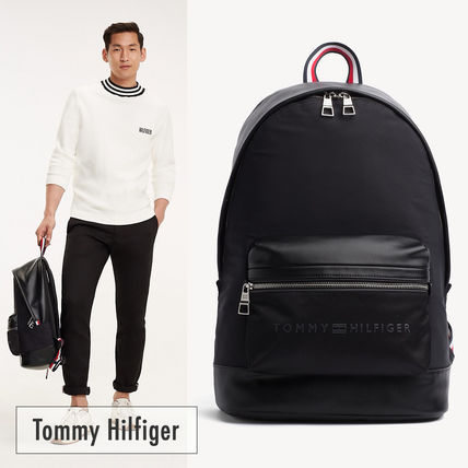 【Tommy Hilfiger】SIGNATUREトミーテープバックパック