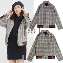 108. ジャケット COLOR TAPE CHECK JACKET