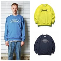 日本未入荷SAINTPAIN SP HIGH LIFE CREWNECK LSトレーナー 全3色