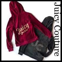 【SALE】JUICY COUTURE♡ベロアパーカー★
