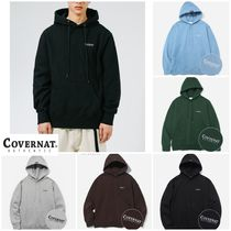 COVERNAT(コボナッ) パーカー・フーディ 新作★COVERNAT★SMALL AUTHENTIC LOGO HOODIE 5色