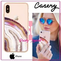 【日本未入荷★Casery★】Dusty Agate iPhoneケース