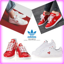 【Adidas】 W'S STAN SMITH HEART スニーカー/ 追跡付