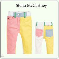 Stella McCartney☆KIDS GIRL ジーンズ multicolor 6-36M