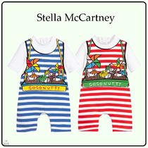 Stella McCartney☆BABY 水着 (UPF 50+) red/blue 3-36M