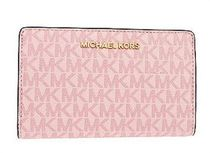 ☆Michael Kors☆JET SET TRAVEL SLIM BIFOLD ウォレット