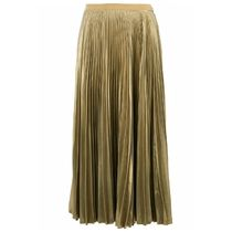 SALE!!【Dries Van Noten】pleated midi skirt