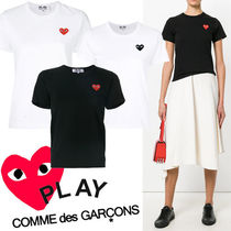 ● COMME des GARCONS PLAY ●レディース ハート Tee 3色 送込