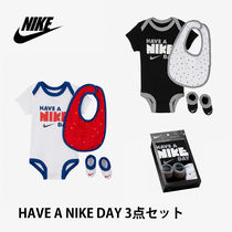 ★NIKE★ HAVE A NIKE DAY♪ 6-12ヶ月3点セット