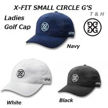 【G/FORE】 レアな女性用 X-FIT Small Circle G'sゴルフキャップ