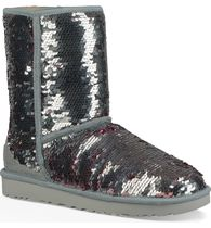 SALE【UGG】ムートン Classic Short Sequin Boot
