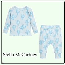 Stella McCartney☆BABY BOY コットンパジャマ blue 3-36M