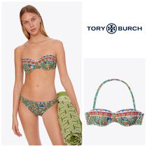 【日本未入荷】Tory Burch COLOR-BLOCKED UNDERWIRE ブラトップ