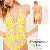 Abercrombie&Fitch*国内発送(追跡有)送関込*ホルターワンピ水着